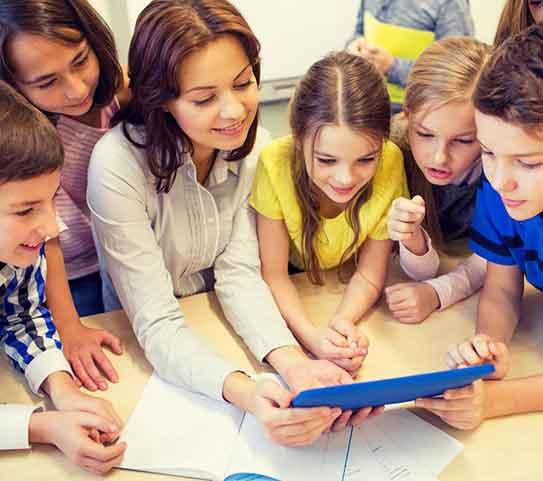 Английски език за деца 2-4 клас