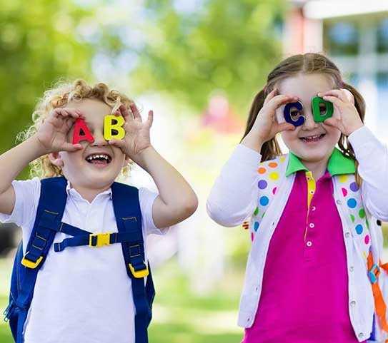 Езикови курсове - Френски език за деца